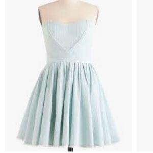 Betsy Johnson Baby Blue Dress